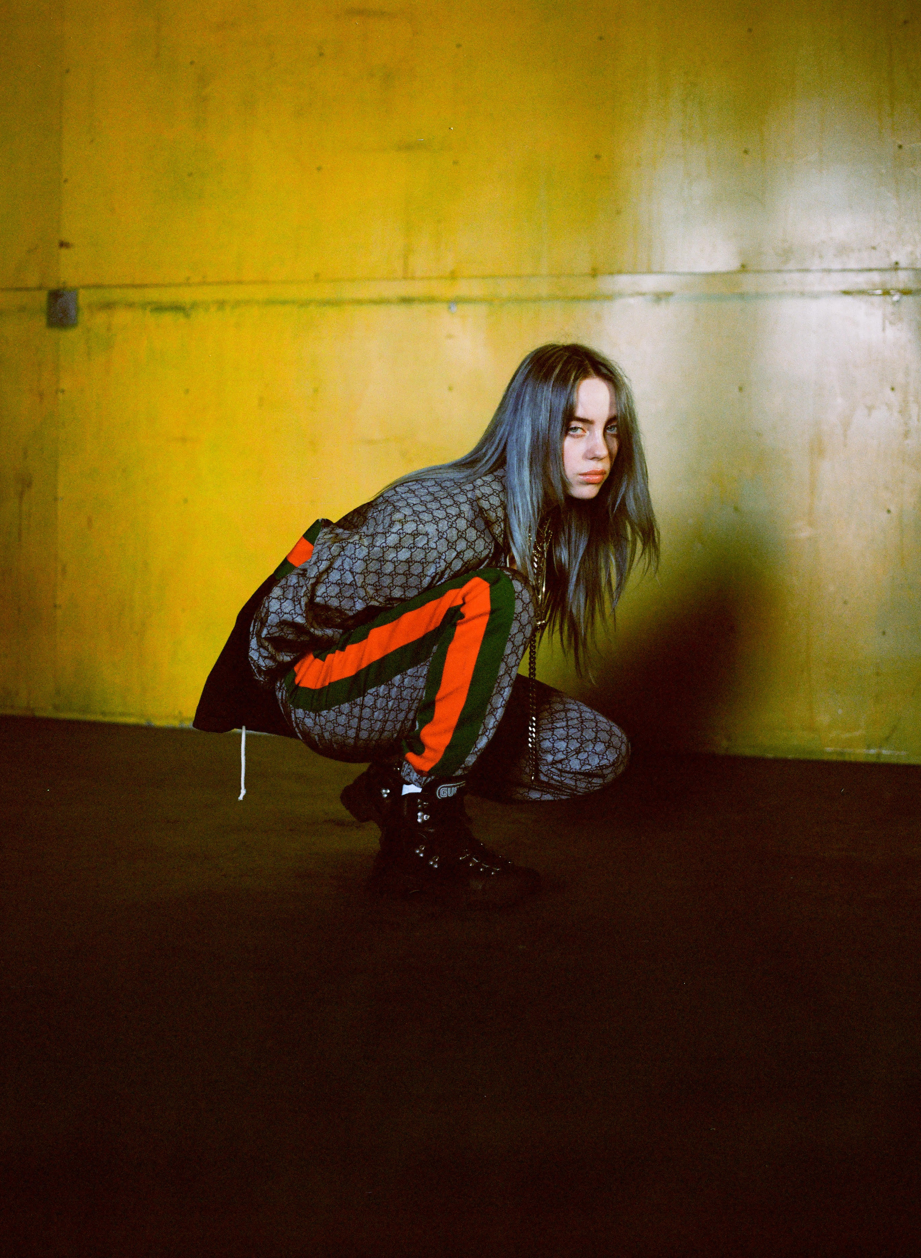 Billie Eilish. Interview